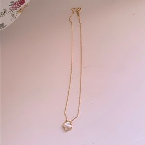 Can cleef look alike necklace